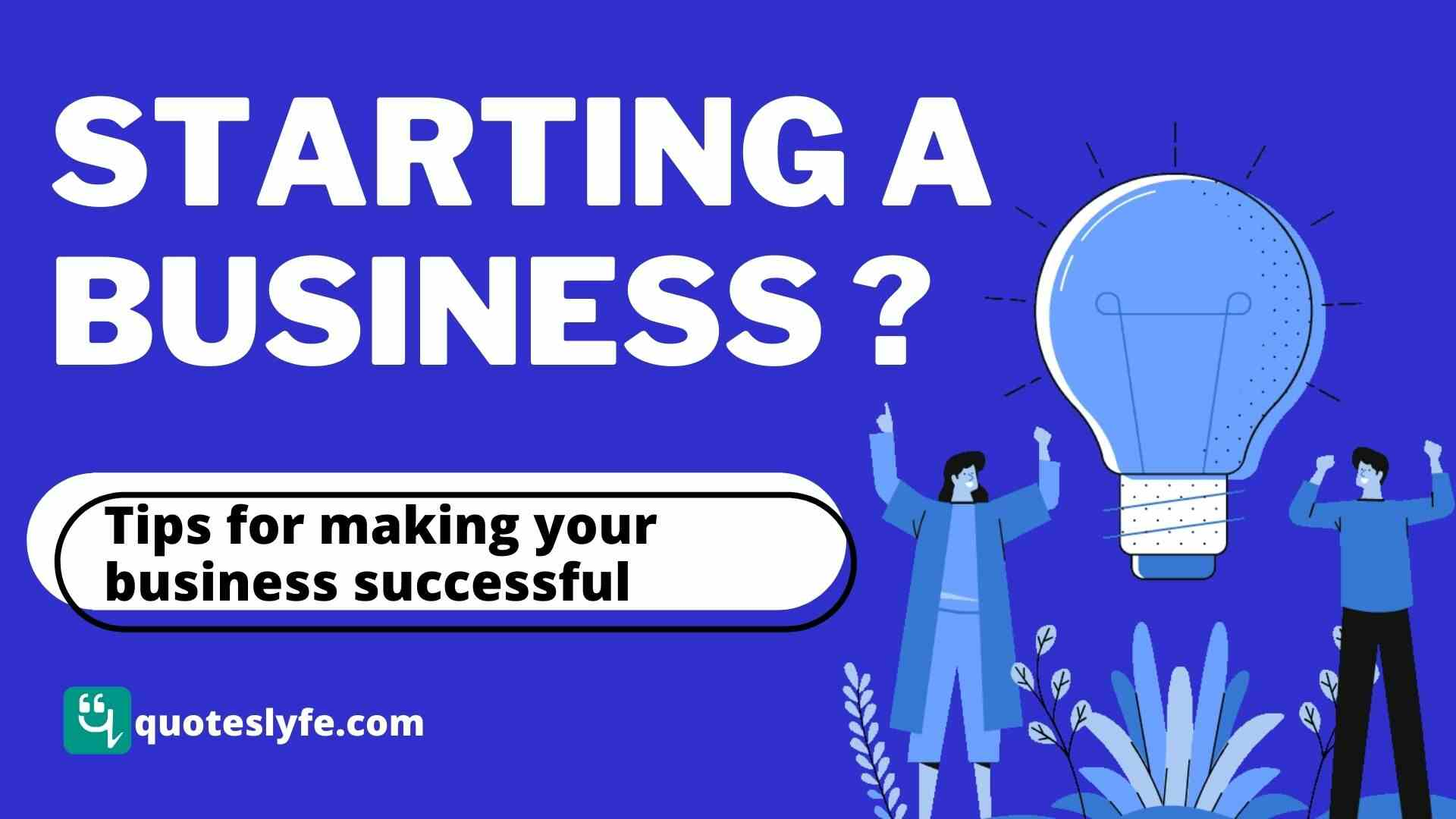 Tips for Making Your Business Successful