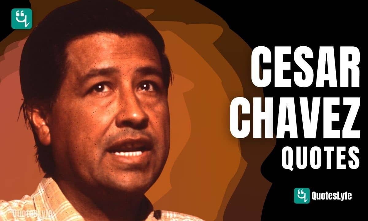Famous Cesar Chavez Quotes That Motivate You to Fight Your Struggle
