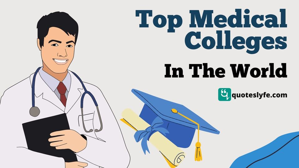 Top Medical Colleges In The World