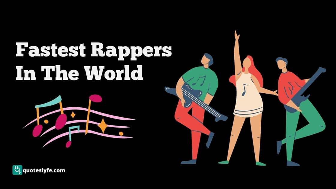 10 Fastest Rappers In The World