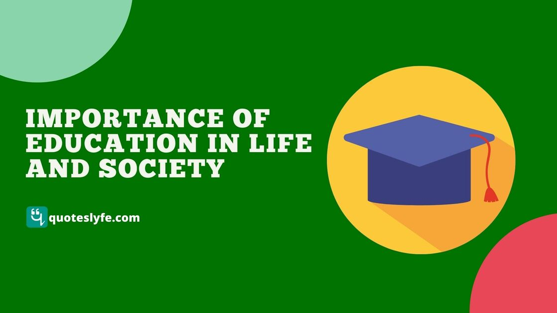Importance of Education in Life and Society