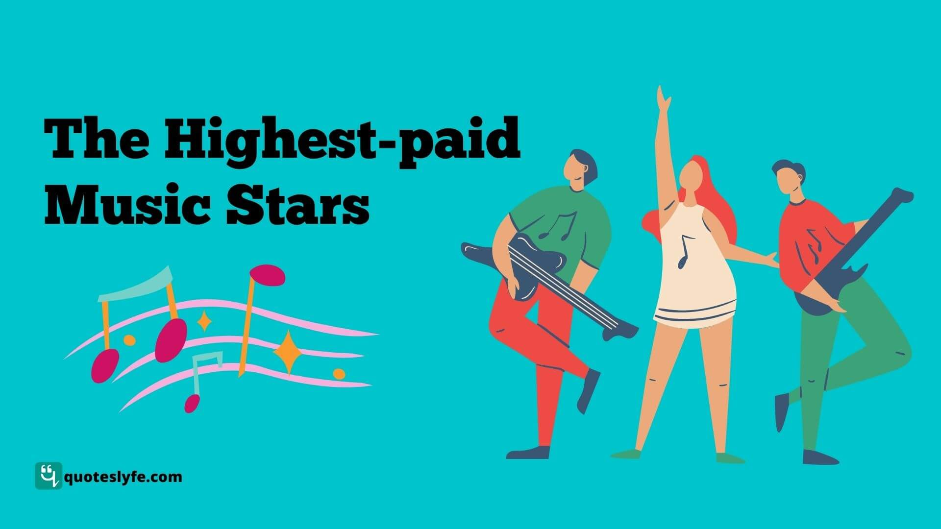 The Highest-paid Country Music Stars
