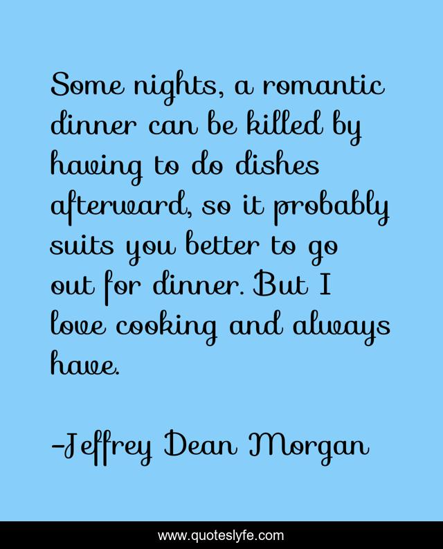 Best Jeffrey Dean Morgan Quotes With Images To Share And Download For Free At Quoteslyfe
