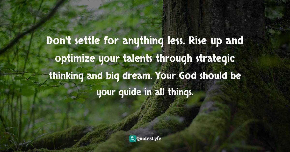 """Israelmore Ayivor, Michelangelo 
