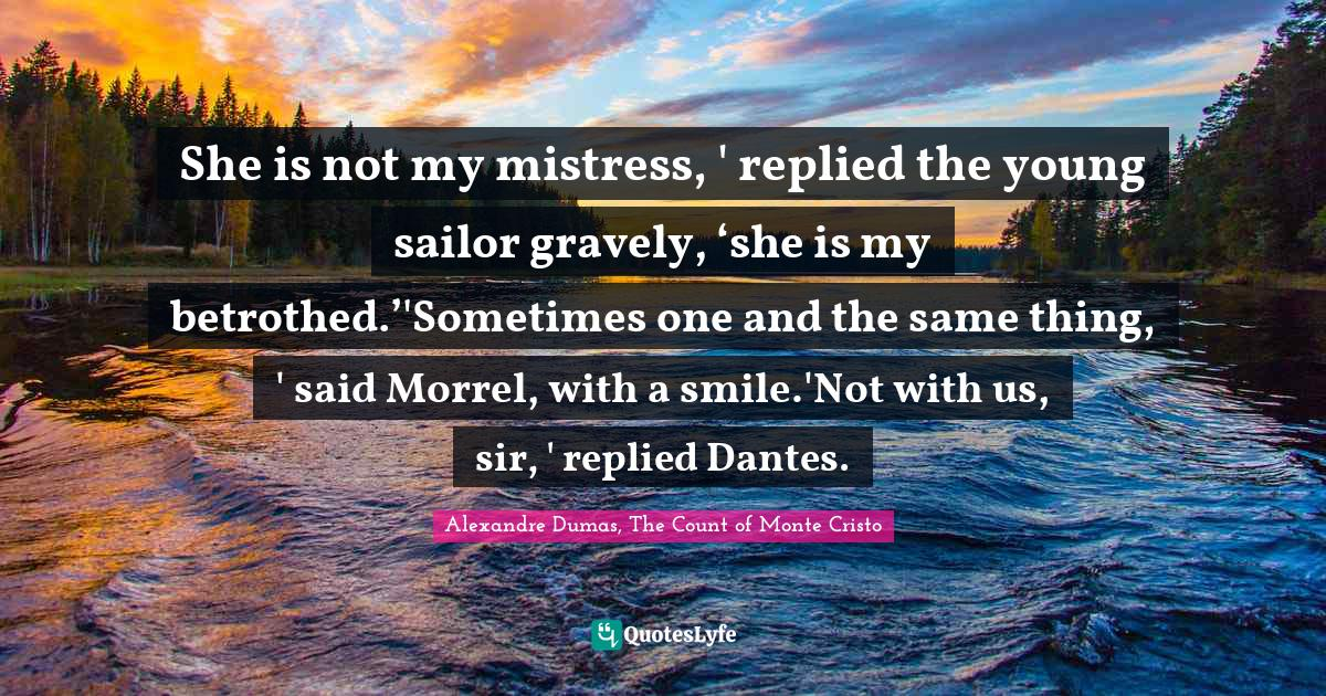 Mistress to wife quotes 11 Brutal