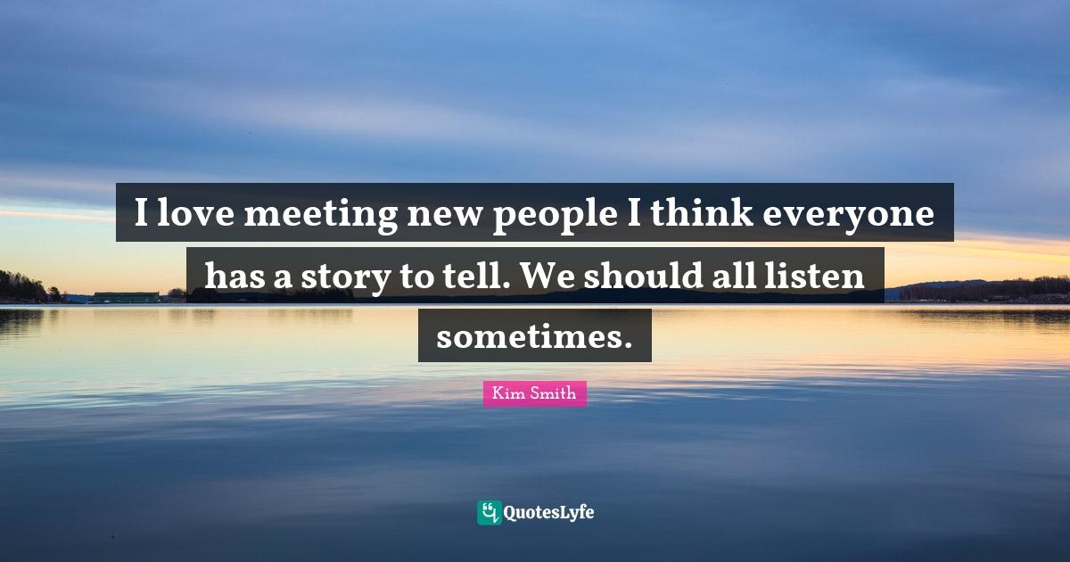 New quotes meeting love New Relationship