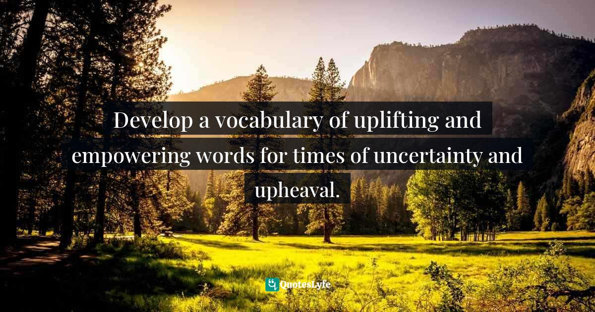 Mensah Oteh, Wisdom Keys In Words: A collection of the Inspirational words that will change your life Quotes: Develop a vocabulary of uplifting and empowering words for times of uncertainty and upheaval.